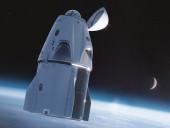 На космическом корабле Crew Dragon оборудовали туалет с 360-градусным обзором