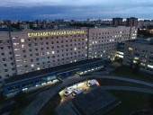 В России в ковидной больнице произошел пожар, эвакуировали 50 пациентов