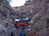 В Боливии автобус сорвался со скалы: погибли 34 человека