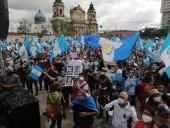 В Гватемале вспыхнули массовые протесты: звучат призывы к отставке президента и генерального прокурора