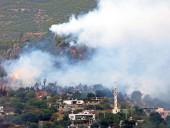 Пожары в Турции: из отелей Бодрума эвакуируют людей