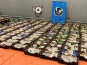 В порту Роттердама нашли более 1500 кг кокаина в контейнерах с ананасами и бананами