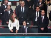 На финале Евро-2020 присутствуют герцог и герцогиня Кембриджские с сыном