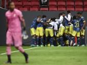 Сборная Колумбии в пятый раз раз выиграла бронзу Копа Америка