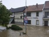 Жертвами наводнения в Германии стали уже пять человек, много пропавших без вести