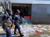 Беспорядки в ЮАР из заключения экс-президента: количество погибшая на сегодня составляет 32 человека