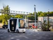Сегодня в Эстонии запускают беспилотные автобусы