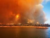 Средиземноморские страны страдают от лесных пожаров и рекордной жары