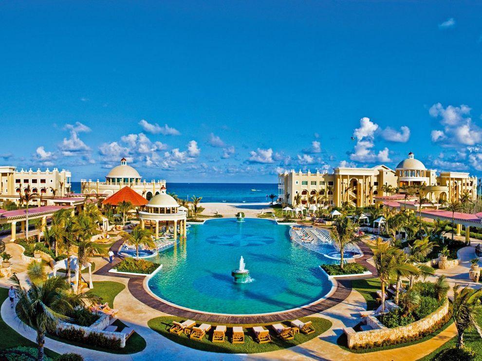 Самые лучшие отели по всему миру