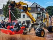 Число жертв наводнения в Германии выросло до 80