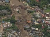 Мощный оползень в Японии: жертв уже 15