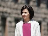 Выборы в Молдове: по данным ЦИК победу одержала партия Санду