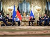 Путин говорит, что Россия готова продолжать транзит газа через Украину, но есть несколько