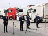Польша отправит в Украину 20 грузовиков со средствами борьбы против COVID-19