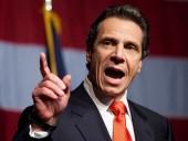 Губернатор Нью-Йорка покинет свой пост после обвинений в сексуальных домогательствах