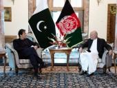 Премьер Пакистана заявил, что Талибан не будет говорить о мире, пока президент Афганистана не оставит пост