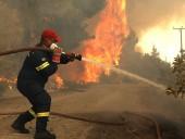 В Греции из-за лесных пожаров эвакуируют еще 12 населенных пунктов на Пелопоннесе