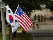 Южная Корея и США в понедельник начнут совместные военные учения