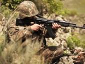 Минобороны Азербайджана сообщило о перестрелке на границе с Арменией