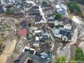 Убытки из-за наводнения на западе Германии достигают десятков миллиардов евро