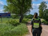 Латвия объявила чрезвычайное положение на границе с Беларусью