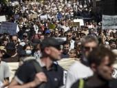 """Во Франции снова протестуют против """"паспортов здоровья"""": есть арестованы"""