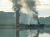 В Норвегии на российском траулере произошел мощный взрыв