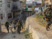 СМИ: вывод войск из Афганистана активизировал террористов в индийском Кашмире