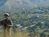 Офицер армии Армении заблудился и оказался на территории Азербайджана