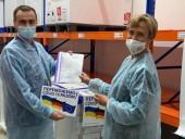 Германия передала Украине партию вакцины AstraZeneca