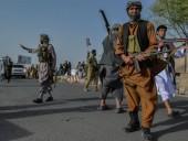 Талибан захватил большую часть столицы провинции на юге Афганистана