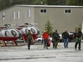 На Аляске разбился самолет: все люди на борту погибли