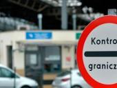 Количество белорусских мигрантов на польской границе за год увеличилась в десять раз