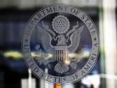 В Госдепе заявили, что США обсуждают с партнерами возможность признания