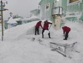 Ветер, снегопад и мороз: Украинские полярники с