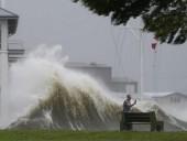 Сообщили о первой смерти в результате урагана