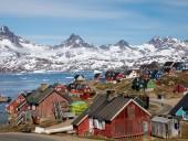 Впервые за всю историю наблюдений в Гренландии выпал дождь