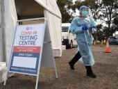 В Сиднее новый антирекорд больных COVID-19: у больниц установили палатки