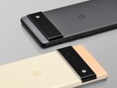 Google анонсировала новые смартфоны Pixel 6 на собственном процессоре