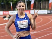 Белорусская легкоатлетка Кристина Тимановская хочет получить спортивное гражданство Польши