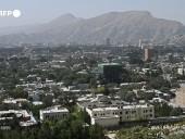 США нанесли военный удар в Кабуле по подозреваемым боевикам
