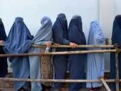 Талибан заставляет афганских женщин выходить замуж за террористов