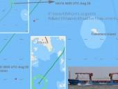Корабль, который вез 7000 тонн украинской пшеницы, затонул в водах Греции