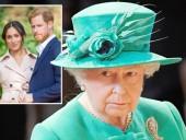 СМИ: королева Елизавета II готовит решительный отпор нападкам принца Гарри и Меган Маркл