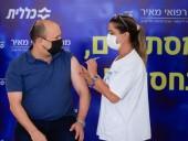 Премьер-министр Израиля Нафтали Беннетт получил