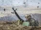 На Донбассе ранили двух военных