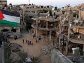В Секторе Газа начнется восстановление домов, разрушенных в ходе майского конфликта с Израилем