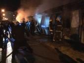 В Пивнийчний Македонии загорелась COVID-больница