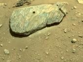 Марсоход Perseverance добыл первый образец почвы с планеты