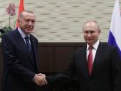 Путин завершил свою самоизоляцию встречей с Эрдоганом: о чем говорили президенты РФ и Турции